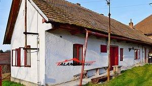 Prodej chalupy (793 m²) - Záhornice - Poušť