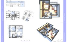 dům C typ 4 - 2+kk
