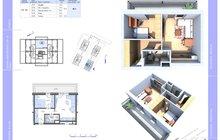 dům C typ 10 - 2+kk