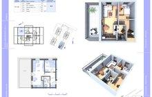 dům C typ 9 2+kk s terasou