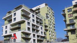 Pronájem bytu 1+kk, 54m2, novostavba