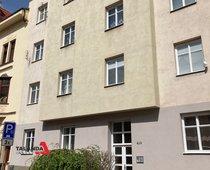 Pronájem, Byty 1+kk, 25 m² - Pardubice centrum, Hronovická