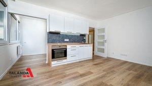 Prodej zrekonstruovaného bytu 1+kk, DV, 27m2