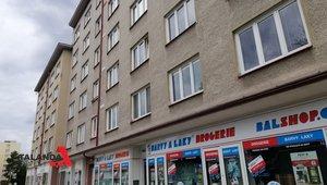 Prodáme pěkný prostorný družstevní byt ve středu města o velikosti  2+1 a výměře 53 m² - Česká Třebová