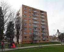 Pronájem bytu 1+kk, 32 m², 5 NP, Přelouč, Pardubická ul.