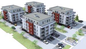 Prodej bytu 1+kk s terasou, 48 m², Dašice