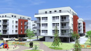 Prodej bytu 2+kk s balkónem, 54 m², Dašice