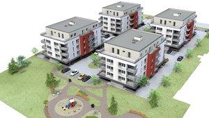 Prodej bytu 3+kk s balkónem, 76 m² - Dašice