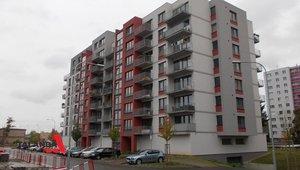 Pronájem bytu 1+kk, 32m2, Pardubice Pod Vinicí