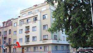Pronájem bytu 2+kk, 53m2, centrum města