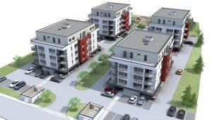 POSLEDNÍ BYT 1+kk s terasou, 48 m², Dašice