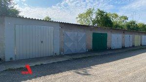 Prodej garáže 24m2, Popkovice