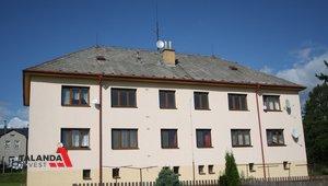 Prodáme byt v osobním vlastnictví na velmi pěkném místě se dvěma sklepy, dispozice 1+1, celková výměra podlahové plochy 50,14 m² - Králíky - Dolní Lipka