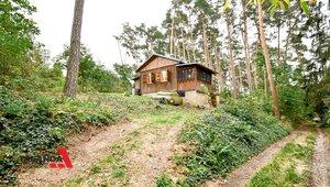 Prodej rekreační chaty 39 m2,  Slatiňany - Kunčí - Borek