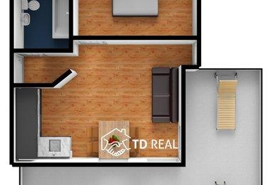 Prodej, Byty 2+kk, 101m² - Hrušovany u Brna, Ev.č.: 00056
