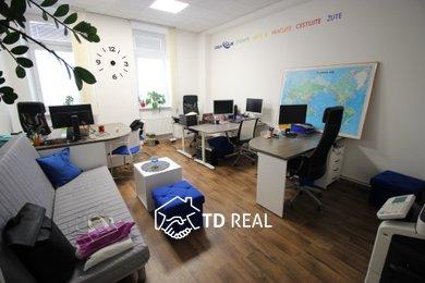 Pronájem, Kanceláře, 42m² - Brno - Trnitá, Ev.č.: 00337