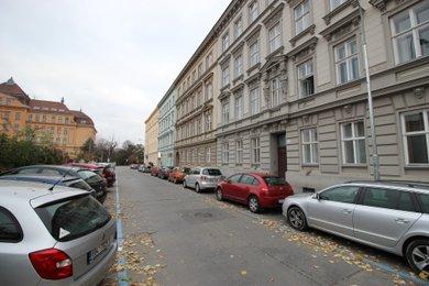 Pronájem, Byty 3+kk, 102m² - Brno - Veveří, Ev.č.: 00384