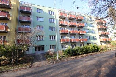 Pronájem, Byty 1+1, 39m² - Brno - Černá Pole, Ev.č.: 00405