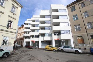 Pronájem, Byty 2+kk, 38m² - Brno - Trnitá, Ev.č.: 00428