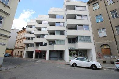 Pronájem, Garážové stání, 15m² - Brno - Trnitá, Ev.č.: 00496