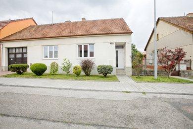 Prodej, Rodinné domy, 111m² - Šlapanice, Ev.č.: 00521