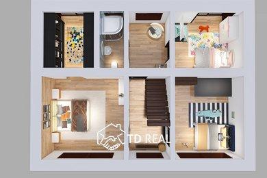 Prodej, Rodinné domy, 143m² - Brno - Husovice, Ev.č.: 00561