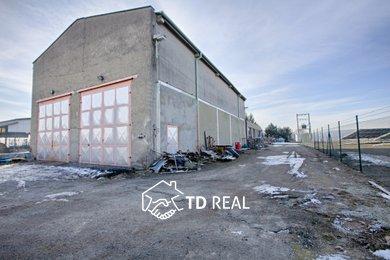 Prodej, Výroba, 1507m² - Vyškov - Rychtářov, Ev.č.: 00571