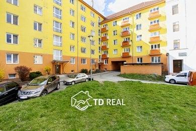 Pronájem, Byty 2+kk, 52m² - Brno - Ponava, Ev.č.: 00602