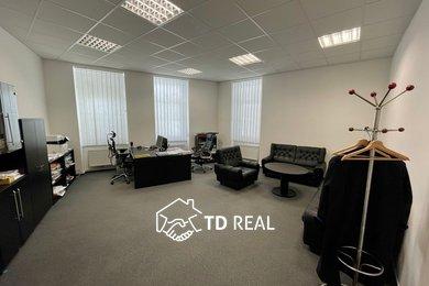 Pronájem, Kanceláře, 33m² - Brno - Trnitá, Ev.č.: 00628
