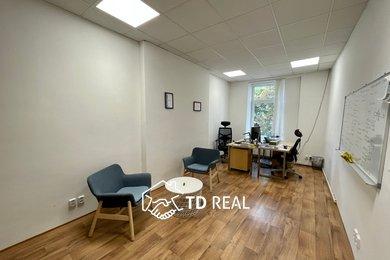 Pronájem, Kanceláře, 98m² - Brno - Trnitá, Ev.č.: 00641