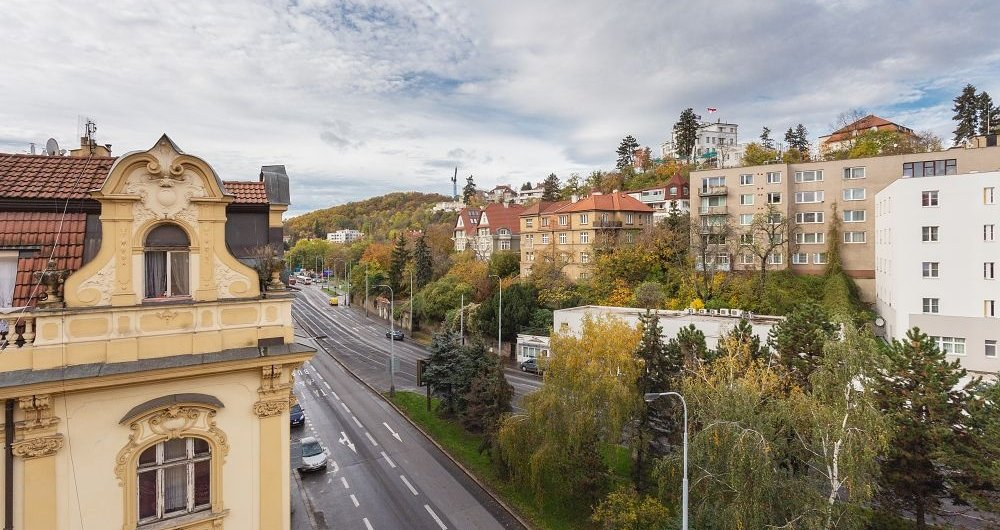Prodej bytu 2+kk, 52 m², Praha - Košíře