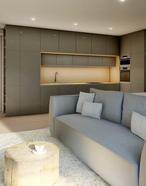 Prodej bytu 1+kk, 34 m², Praha - Košíře