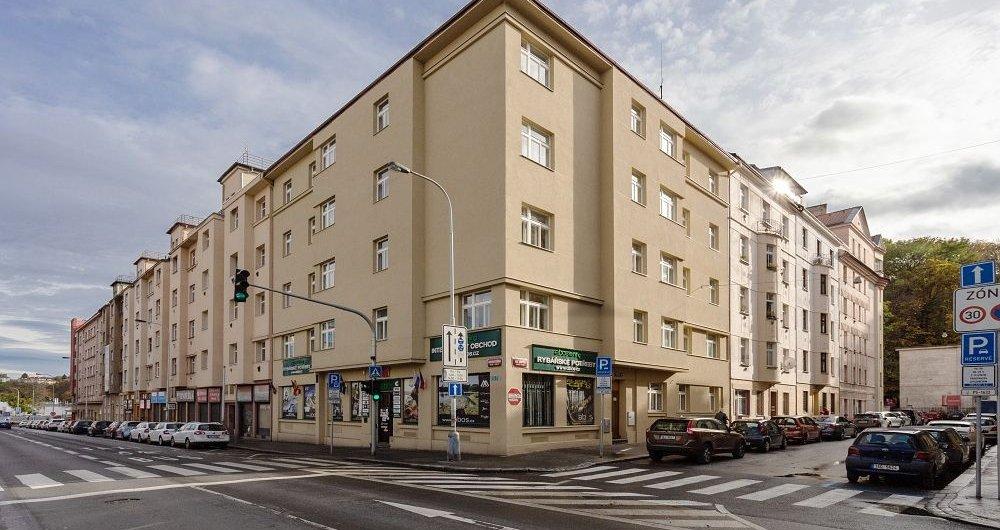 Prodej bytu 2+kk, 53 m², Praha - Košíře