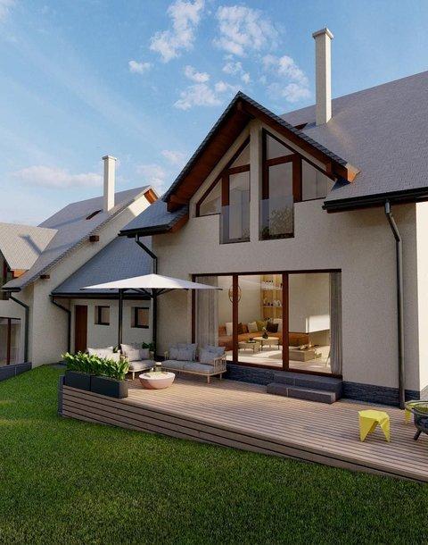 Prodej, Rodinné domy, 152m² - Panenské Břežany