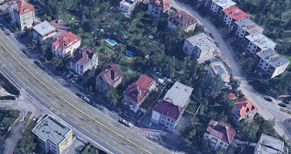 Prodej malého bytového domu, 480 m2, Praha - Holešovičky