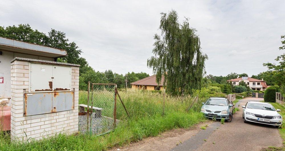 Prodej stavebního pozemku, 1112 m², Louňovice
