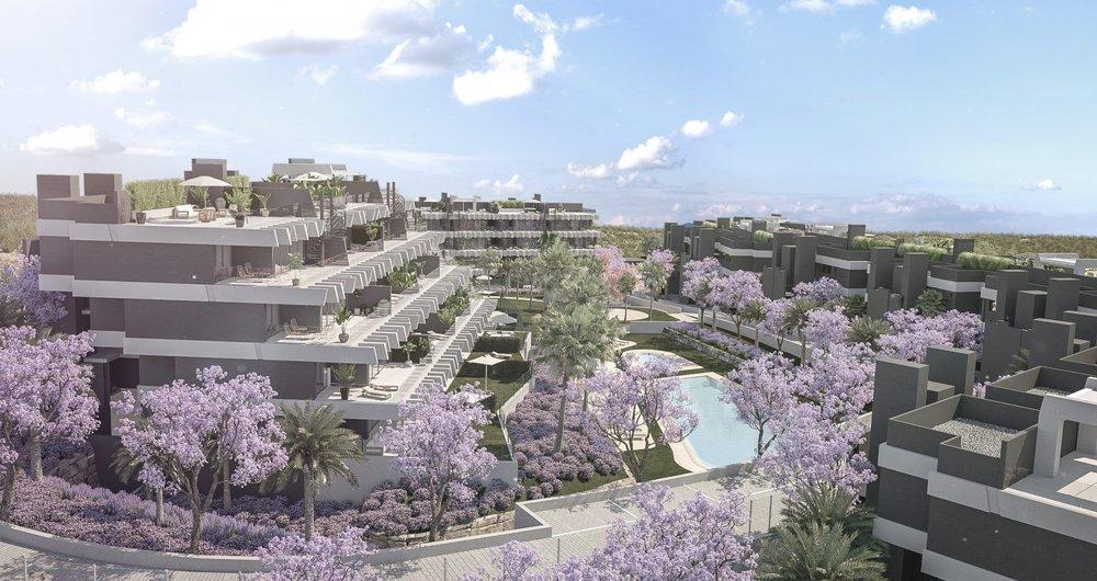 Prodej bytu 3+kk, 77 m², Estepona, Španělsko