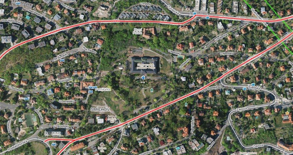 Prodej bytu s terasou 4+kk, 200 m2 (Praha - 5)