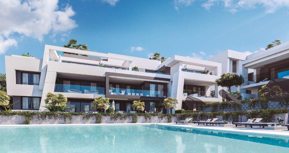 Prodej apartmánu, 4+kk, 90 m², Španělsko - Estepona
