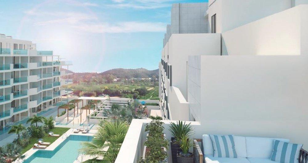 Prodej bytu 4+kk, 104 m²,  Fuengirola, Španělsko