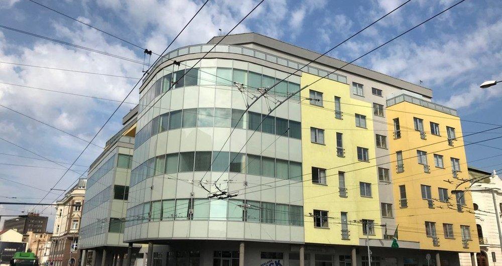 Pronájem kanceláře, 30 m², Ústí nad Labem-centrum