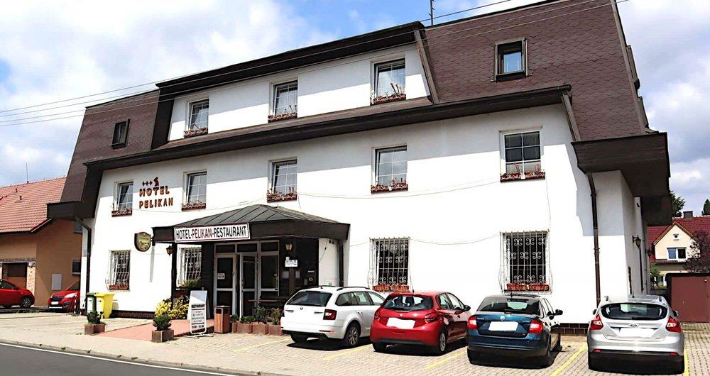 Prodej hotelu v Mariánských Lázních, ulice Tř. Vítězství