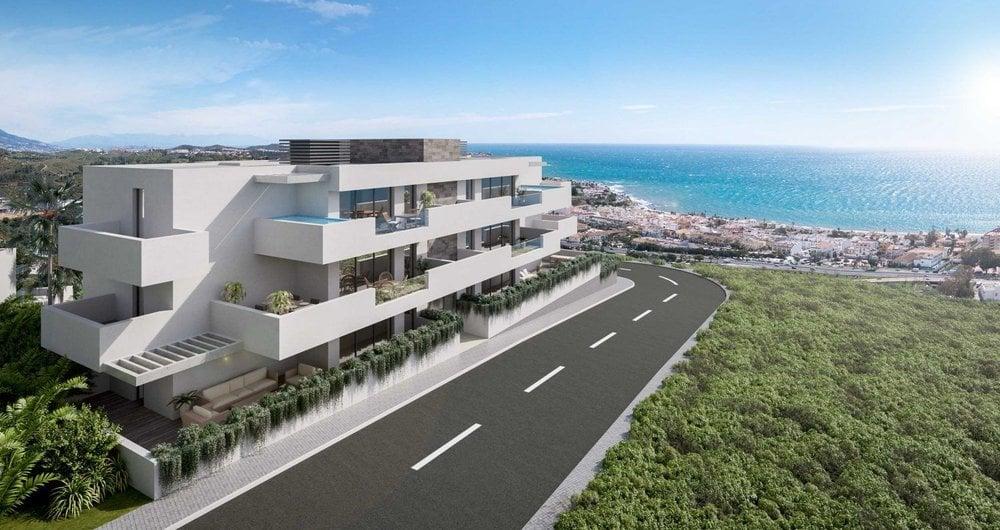 Prodej bytu 4+kk, 103 m², Mijas, Španělsko
