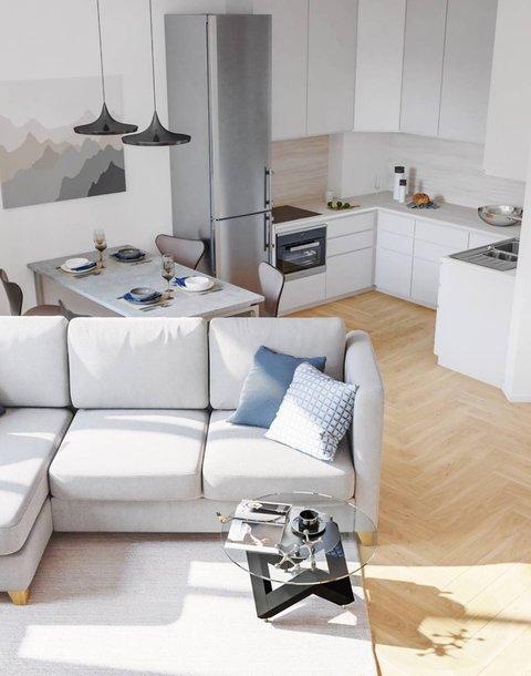 Prodej bytu 3+kk, 80,8 m² s balkonem, Praha - Vinohrady