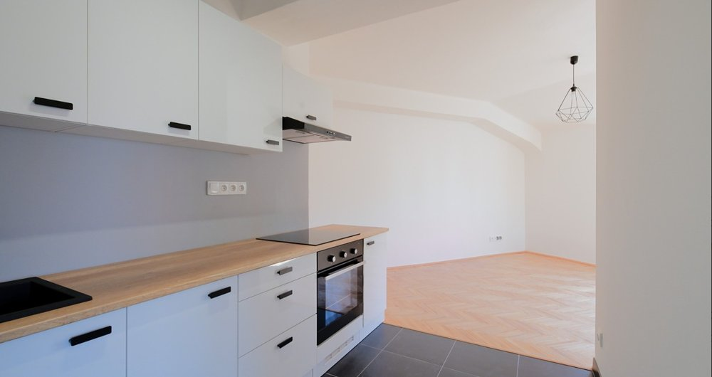 Pronájem krásného bytu 2KK, 47m2, Praha 4-Michle