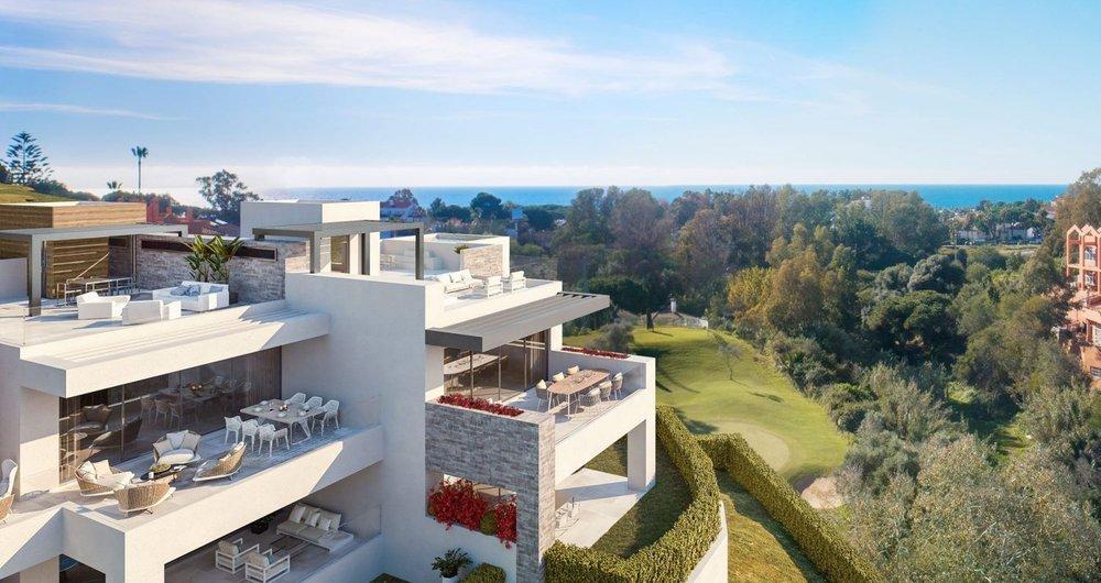 Prodej bytu 4+kk, 96 m², Marbella, Španělsko