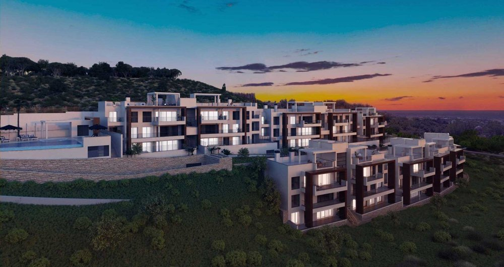 Prodej bytu 4+kk, 122 m², Benahavis, Španělsko