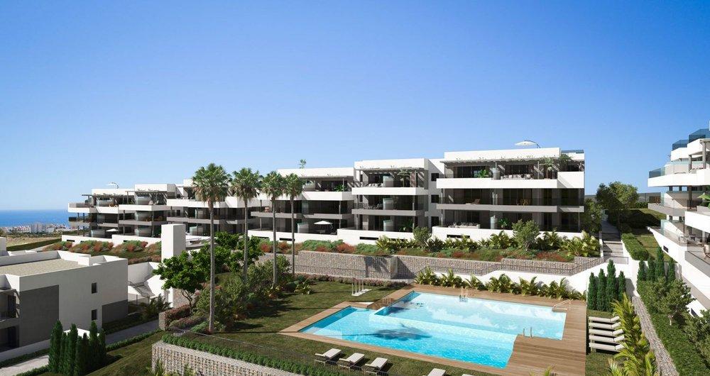 Prodej bytu 4+kk, 100 m², Estepona, Španělsko