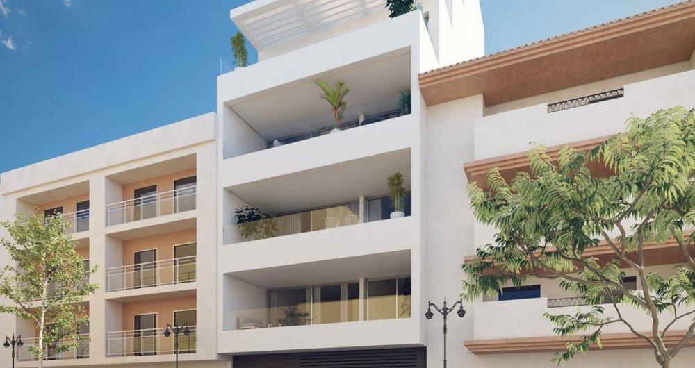 Prodej bytu 2+kk, 72 m², Estepona, Španělsko