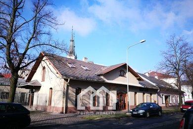 Pronájem, obchodních prostorů, 168 m², Ostrava, ul. Macharova, Ev.č.: 00445